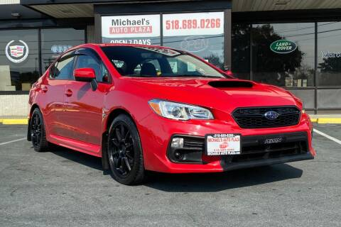 2018 Subaru WRX for sale at Michaels Auto Plaza in East Greenbush NY