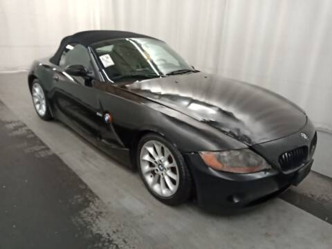 2003 BMW Z4 for sale at Horne's Auto Sales in Richland WA