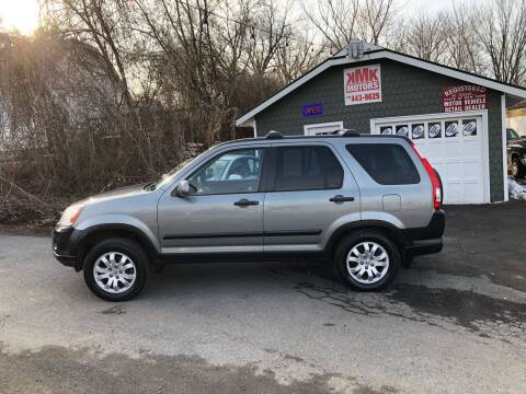 2005 Honda CR-V for sale at KMK Motors in Latham NY