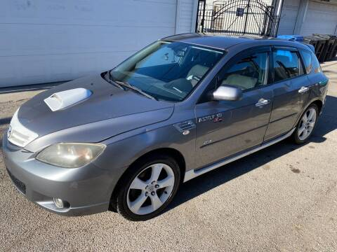 2006 Mazda MAZDA3 for sale at Western Star Auto Sales in Chicago IL