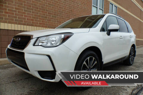 2017 Subaru Forester for sale at Macomb Automotive Group in New Haven MI