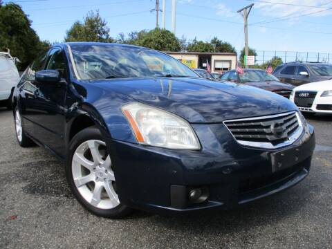 2008 Nissan Maxima for sale at Unlimited Auto Sales Inc. in Mount Sinai NY
