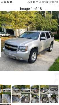 2007 Chevrolet Tahoe for sale at Williams Auto Finders in Durham NC