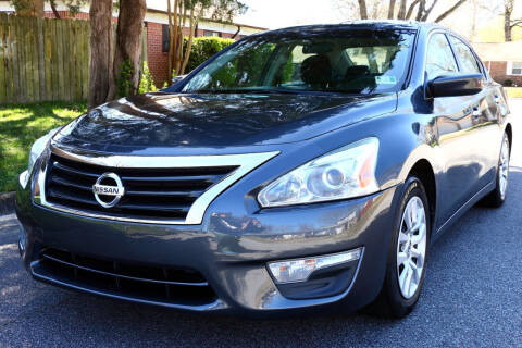 2013 Nissan Altima for sale at Prime Auto Sales LLC in Virginia Beach VA