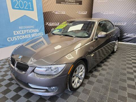 2011 BMW 3 Series for sale at X Drive Auto Sales Inc. in Dearborn Heights MI
