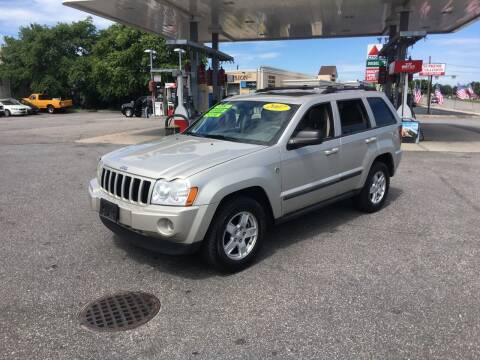 2007 Jeep Grand Cherokee for sale at 1020 Route 109 Auto Sales in Lindenhurst NY