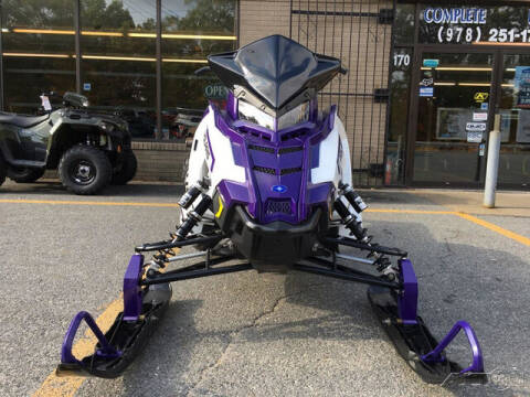 2021 Polaris 850 ASSAULT 144 ES 2.0 SERIES  for sale at ROUTE 3A MOTORS INC in North Chelmsford MA