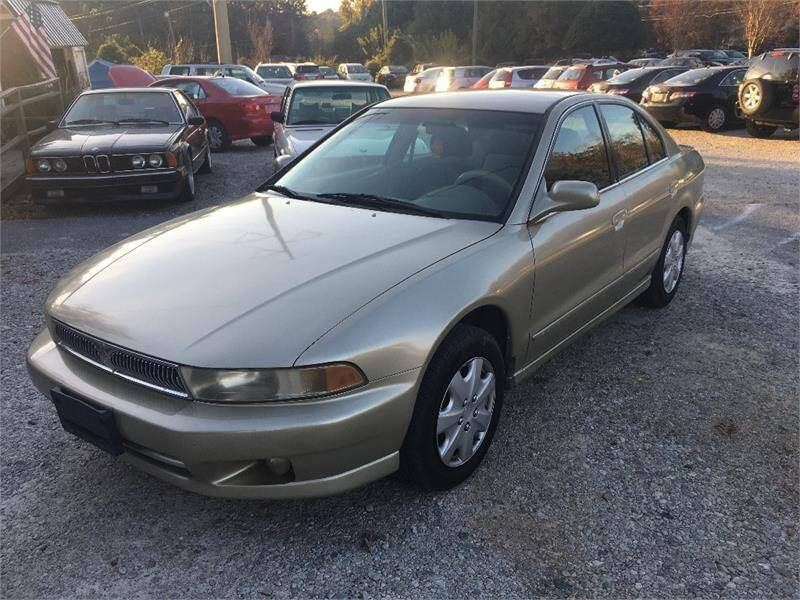 2001 Mitsubishi Galant for sale at Deme Motors in Raleigh NC
