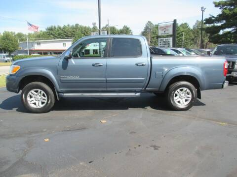 2006 Toyota Tundra for sale at Home Street Auto Sales in Mishawaka IN