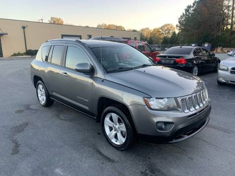 2014 Jeep Compass for sale at EMH Imports LLC in Monroe NC