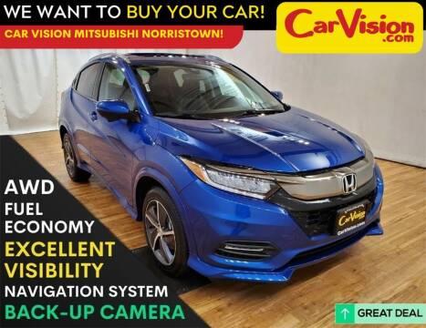 2019 Honda HR-V for sale at Car Vision Mitsubishi Norristown in Trooper PA