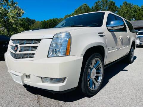 2012 Cadillac Escalade ESV for sale at Classic Luxury Motors in Buford GA
