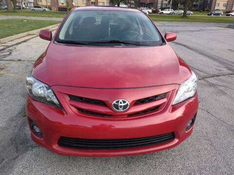 2013 Toyota Corolla for sale at Sphinx Auto Sales LLC in Milwaukee WI
