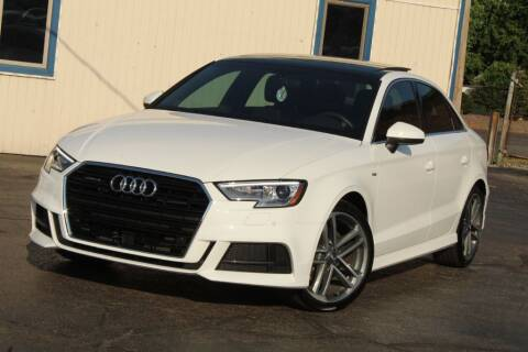 2018 Audi A3 for sale at Dynamics Auto Sale in Highland IN