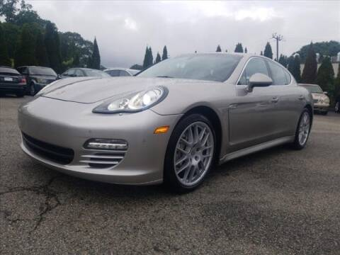 2010 Porsche Panamera for sale at East Providence Auto Sales in East Providence RI