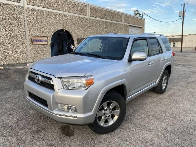 2011 Toyota 4Runner for sale at Evolution Motors LLC in Dallas TX
