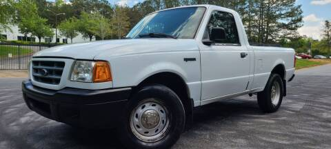 2001 Ford Ranger for sale at el camino auto sales - Global Imports Auto Sales in Buford GA