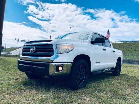 2015 Toyota Tundra for sale at Venmotors LLC in Hollywood FL