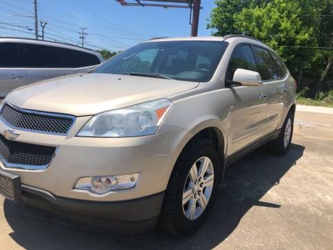 2010 Chevrolet Traverse for sale at Wolff Auto Sales in Clarksville TN