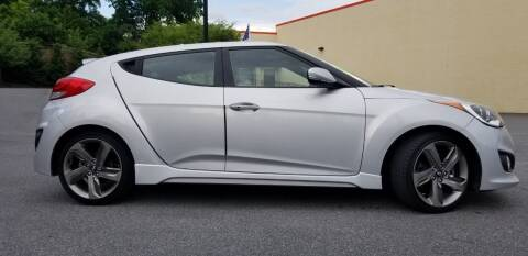 2014 Hyundai Veloster for sale at Lehigh Valley Autoplex, Inc. in Bethlehem PA