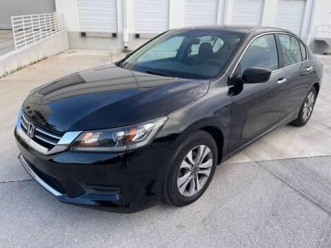 2015 Honda Accord for sale at Deerfield Automall in Deerfield Beach FL