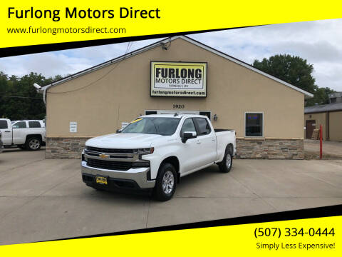2019 Chevrolet Silverado 1500 for sale at Furlong Motors Direct in Faribault MN