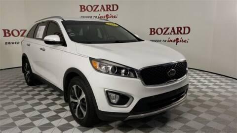 2017 Kia Sorento for sale at BOZARD FORD in Saint Augustine FL