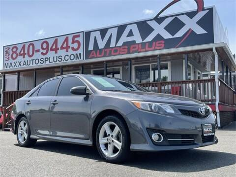 2014 Toyota Camry for sale at Maxx Autos Plus in Puyallup WA
