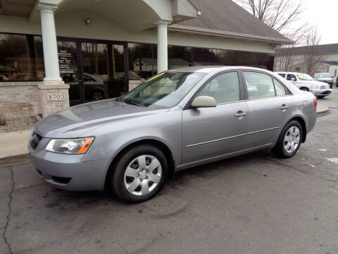 2007 Hyundai Sonata for sale at DEALS UNLIMITED INC in Portage MI
