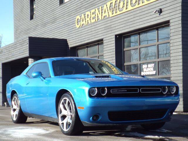 2016 Dodge Challenger for sale at Carena Motors in Twinsburg OH