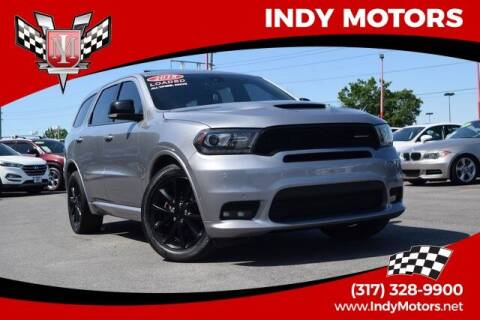 2018 Dodge Durango for sale at Indy Motors Inc in Indianapolis IN