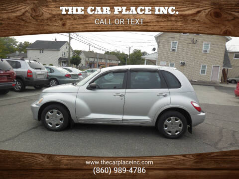 2009 Chrysler PT Cruiser for sale at THE CAR PLACE INC. in Somersville CT