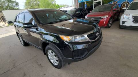 2011 Kia Sorento for sale at Divine Auto Sales LLC in Omaha NE