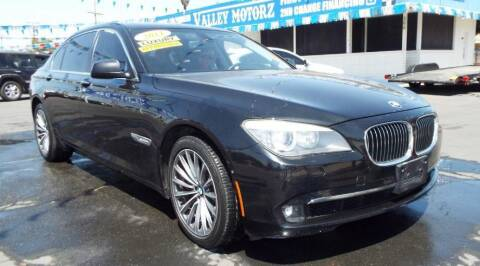 2011 BMW 7 Series for sale at 559 Motors in Fresno CA