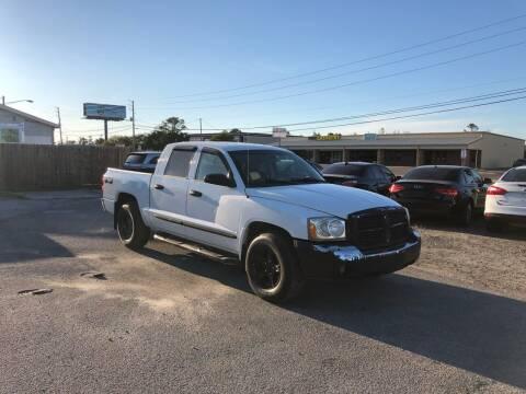 2005 Dodge Dakota for sale at Lucky Motors in Panama City FL