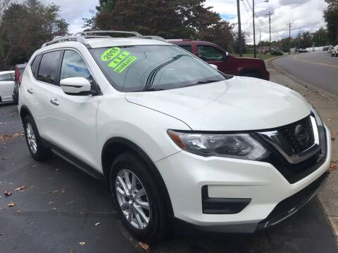 2018 Nissan Rogue for sale at Scotty's Auto Sales, Inc. in Elkin NC