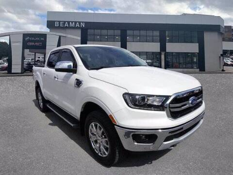 2020 Ford Ranger for sale at BEAMAN TOYOTA - Beaman Buick GMC in Nashville TN
