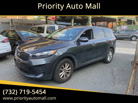 2019 Kia Sorento for sale at Mr. Minivans Auto Sales - Priority Auto Mall in Lakewood NJ