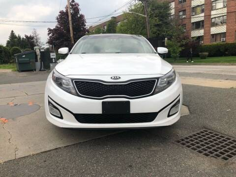 2014 Kia Optima for sale at OFIER AUTO SALES in Freeport NY