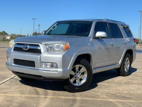 2010 Toyota 4Runner for sale at AUTO DIRECT Bellaire in Houston TX