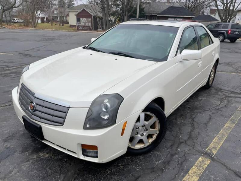 2005 Cadillac CTS for sale at Your Car Source in Kenosha WI