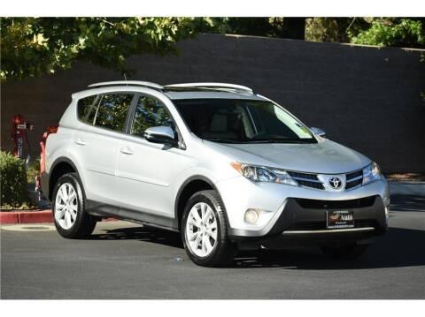 2013 Toyota RAV4 for sale at A-1 Auto Wholesale in Sacramento CA