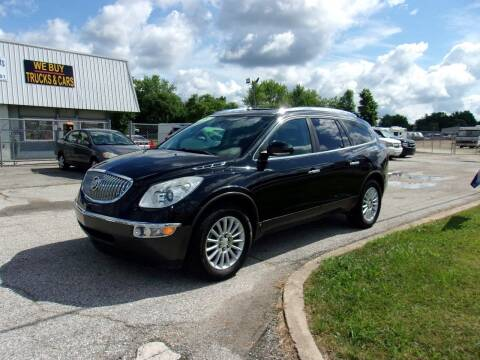 2009 Buick Enclave for sale at HIGHWAY 42 CARS BOATS & MORE in Kaiser MO