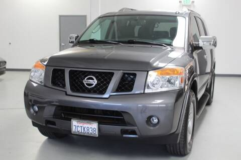 2012 Nissan Armada for sale at Mag Motor Company in Walnut Creek CA