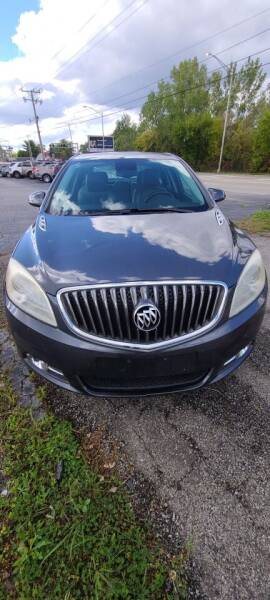 2013 Buick Verano 4dr Sedan - South Chicago Heights IL