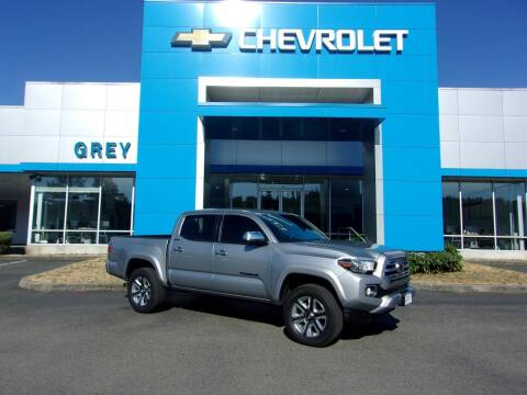 2019 Toyota Tacoma for sale at Grey Chevrolet, Inc. in Port Orchard WA