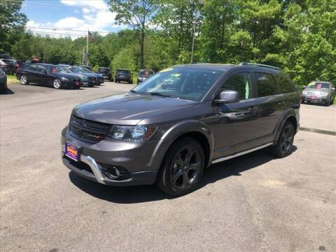 2018 Dodge Journey for sale at North Berwick Auto Center in Berwick ME