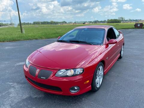 2004 Pontiac GTO for sale at Select Auto Sales in Havelock NC