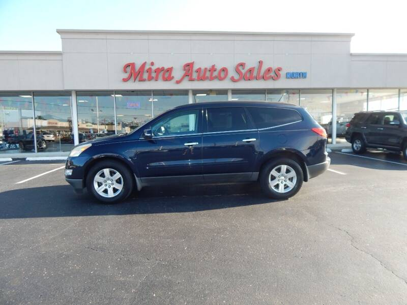 2010 Chevrolet Traverse for sale at Mira Auto Sales in Dayton OH