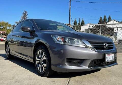 2015 Honda Accord for sale at Quality Pre-Owned Vehicles in Roseville CA